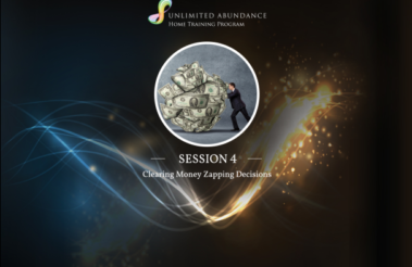 Unlimited Abundance – Lesson Notes 3: Clearing Fear of Change
