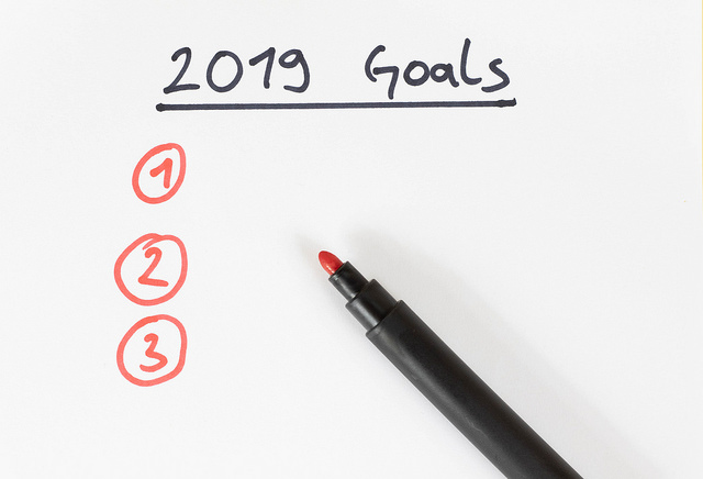 Achieving goals requires a strong mentality